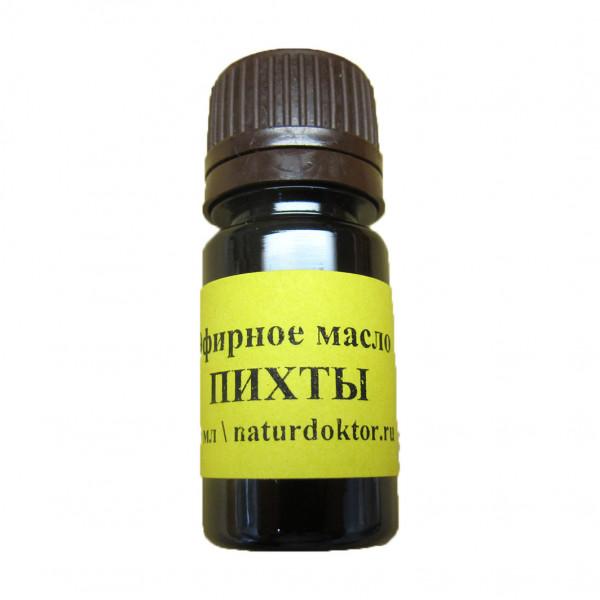 Масло эфирное натуральное ПИХТА 10 мл